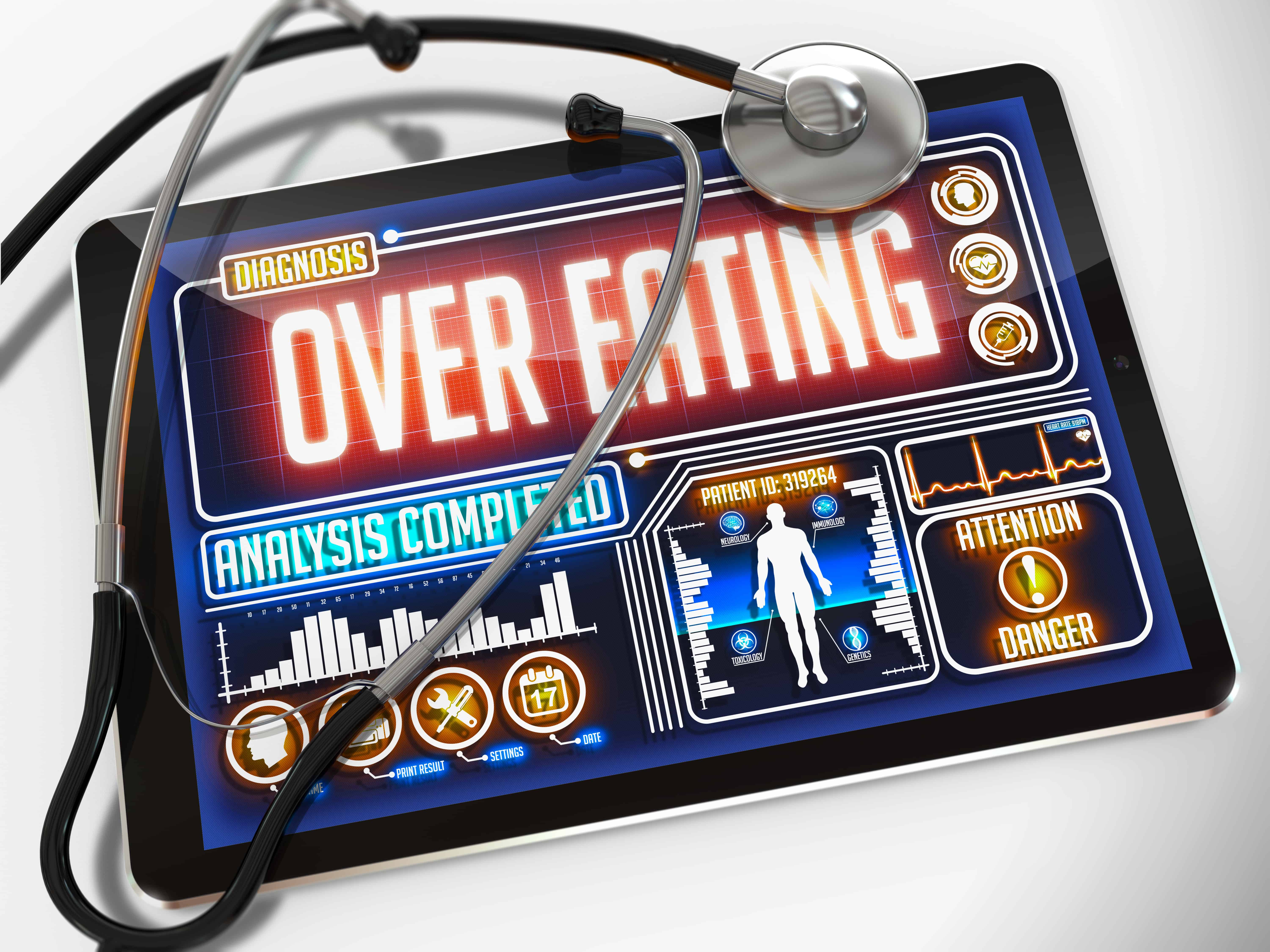 How to Deal With Overeating