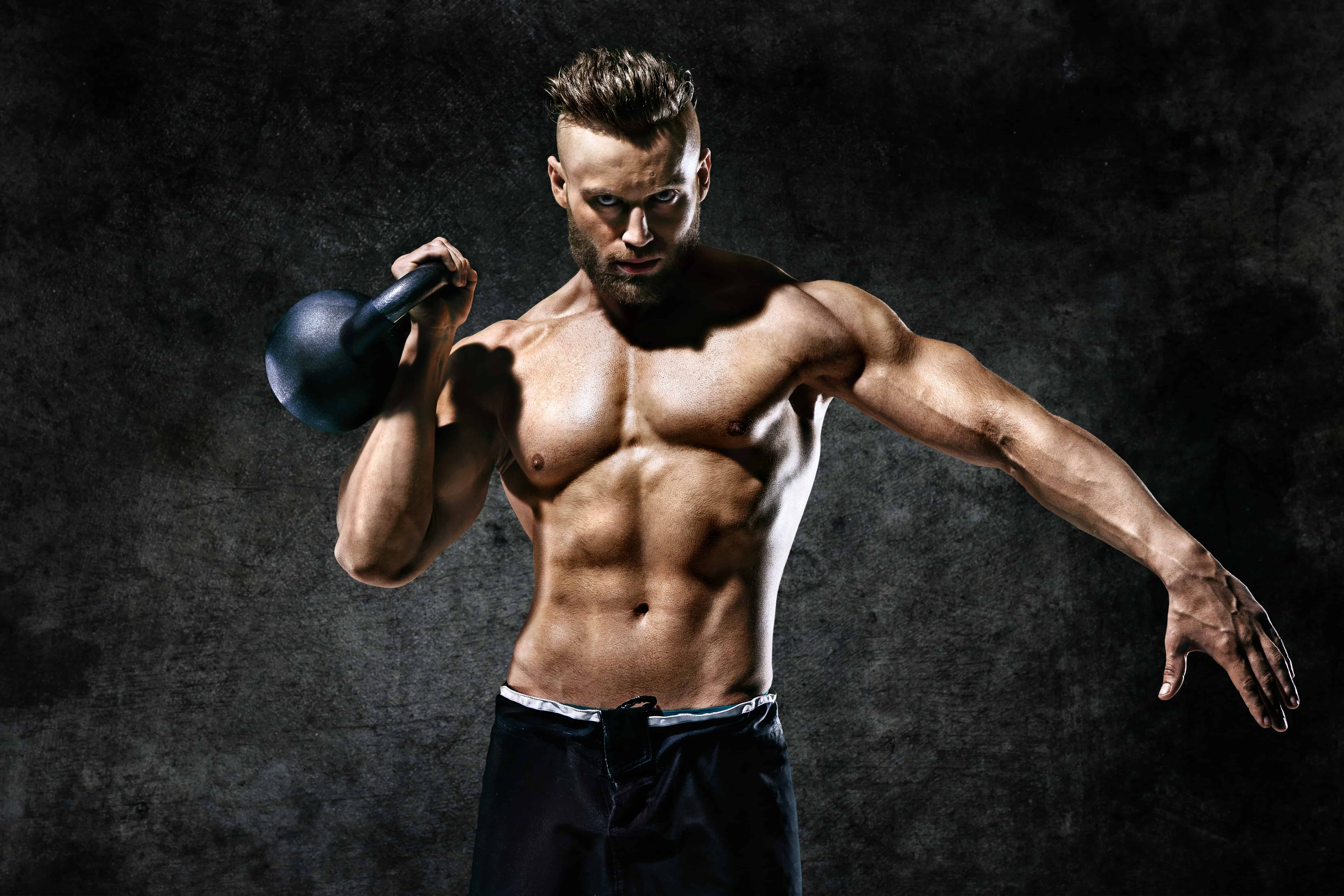 The History Of The Kettlebell And Some Of The Best Kettlebell Workout Routines