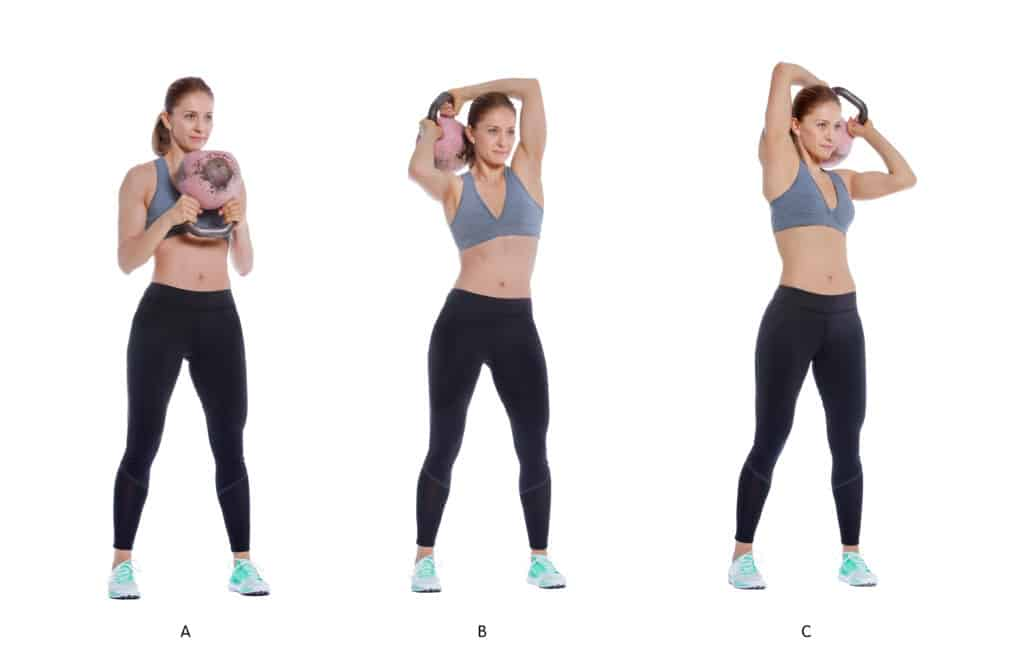 Kettlebell Workout Routines:Shoulder Halo