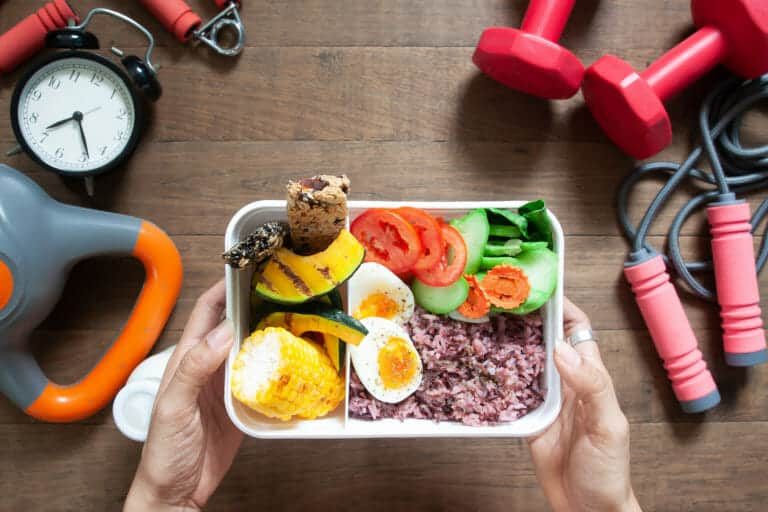 10 Step Guide To Meal Prep For Fat Loss