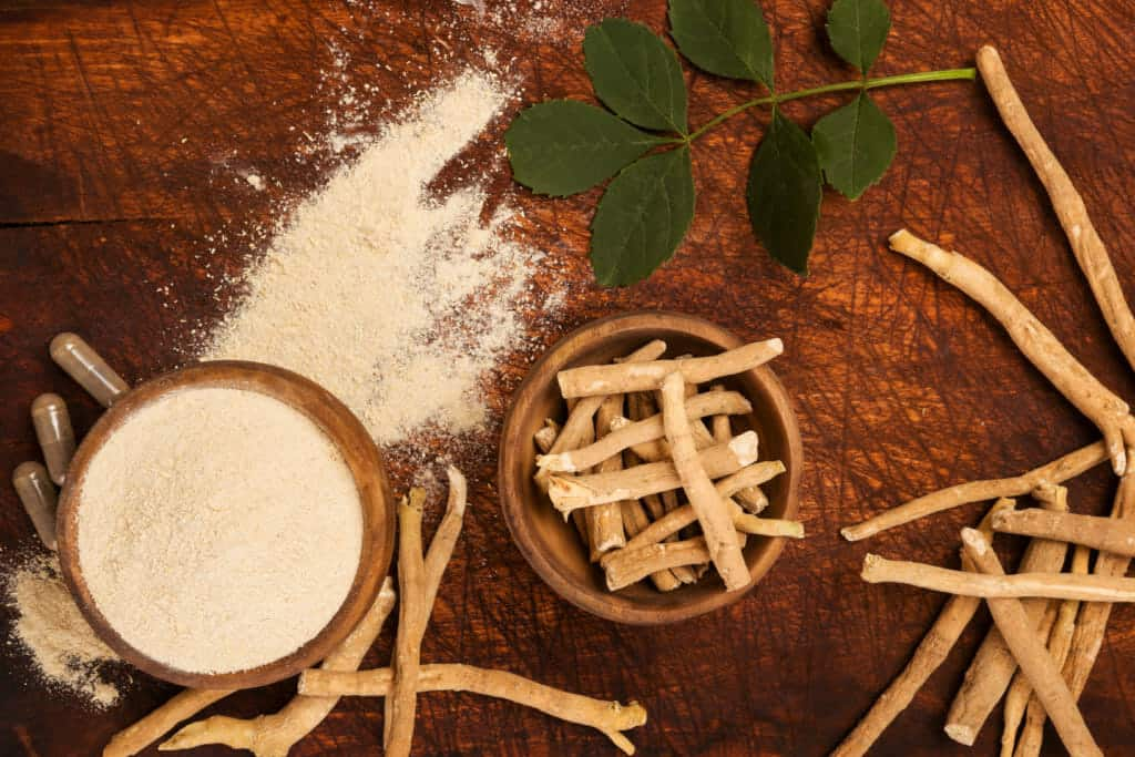 Best Herbs for Energy:Ashwagandha Root
