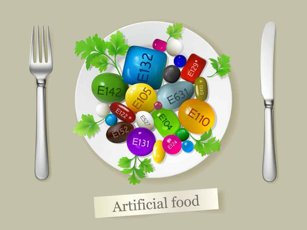 Food additives and unhealthiness:artificial sweeteners to avoid
