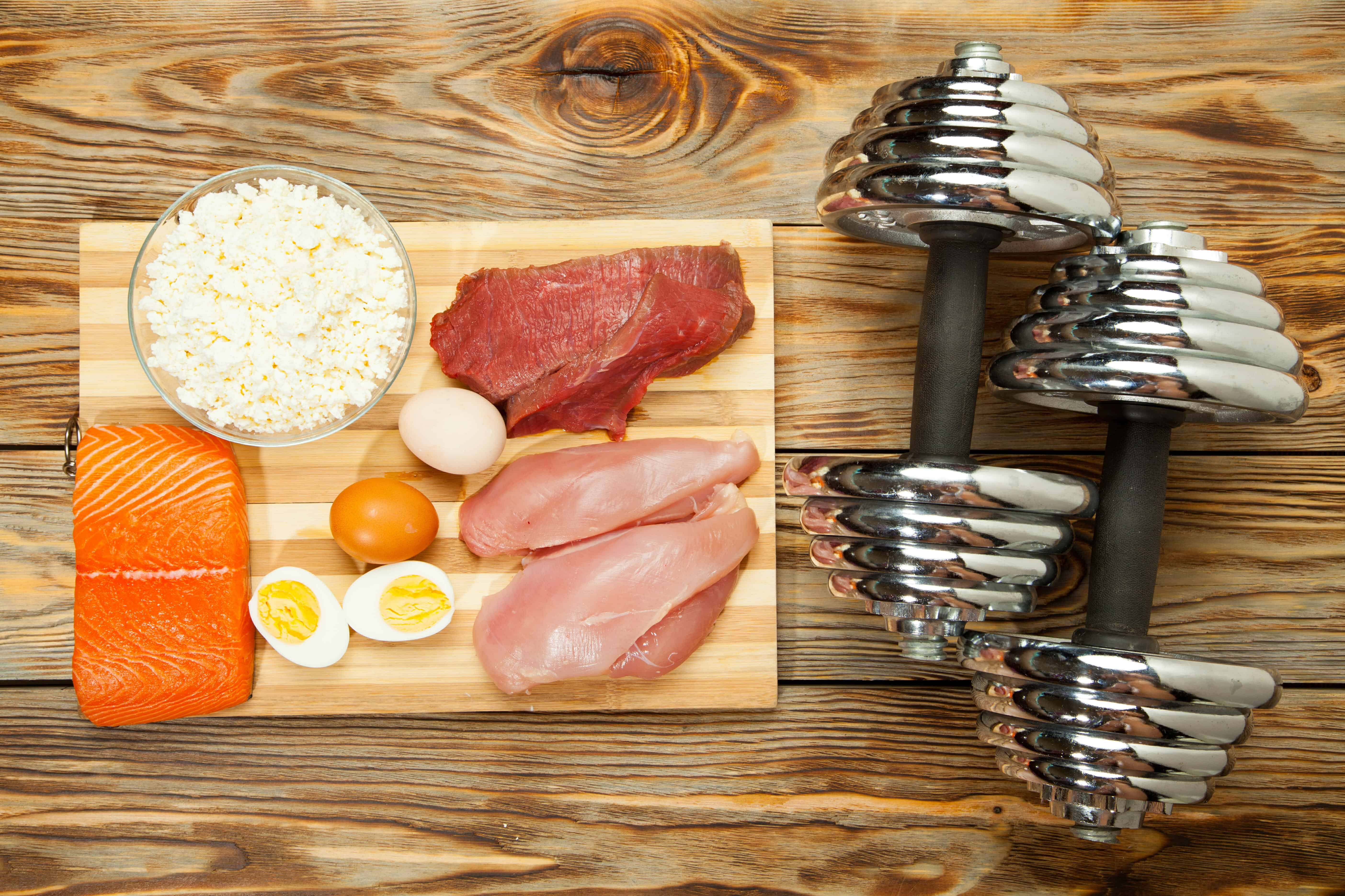 The 18 Best Foods For Muscle Growth