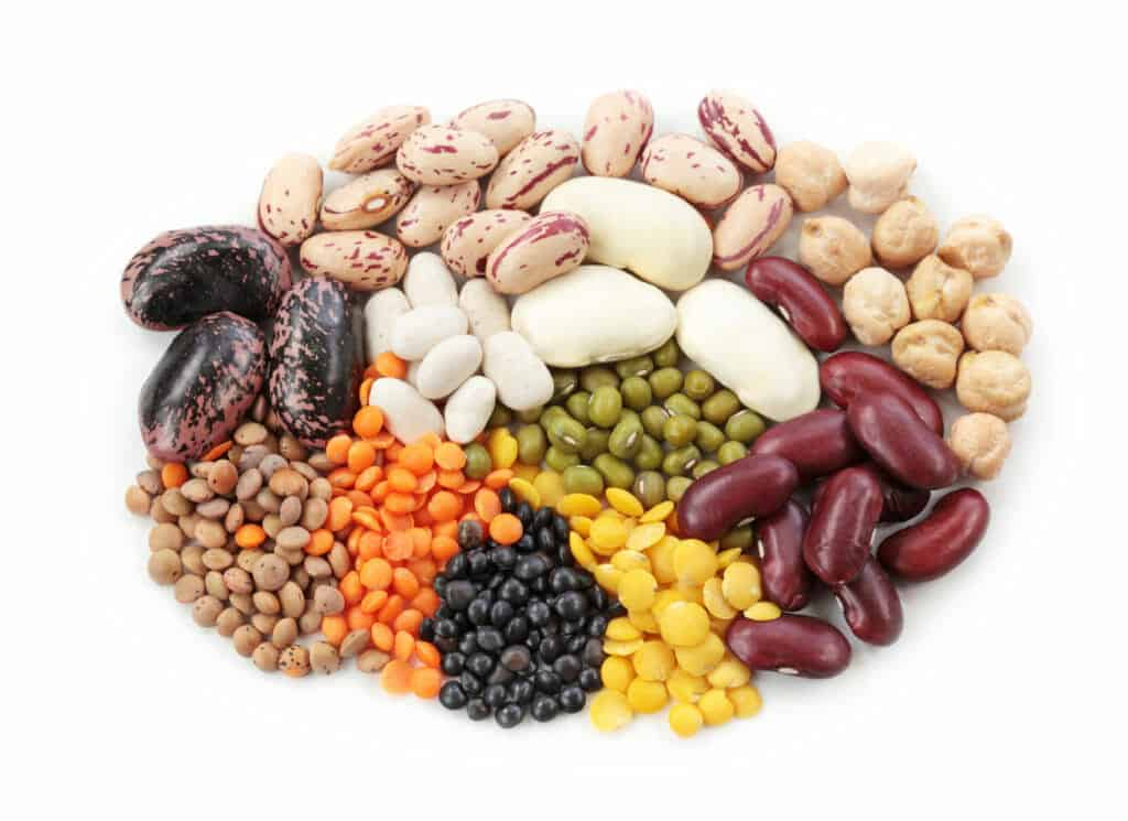 Beans:best foods to build muscle