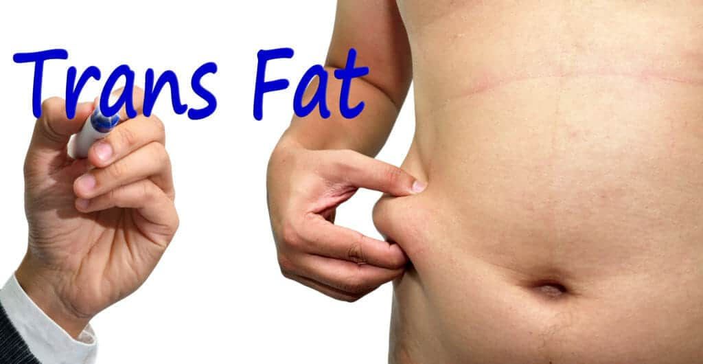 how to kill belly fat:trans fats
