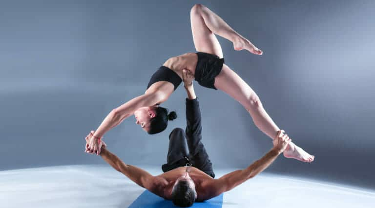 Acroyoga Basics- The Many Reasons To Practice This Yoga Variation