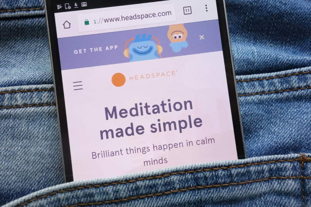 Looking at The Top 10 Health and Fitness apps for 2019:Headspace