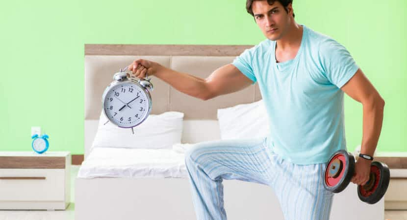 Best Time to Work Out for Weight Loss