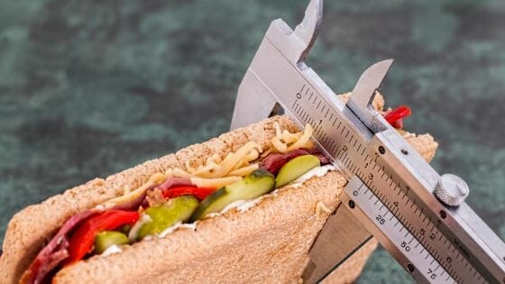 why you're not losing weight checklist