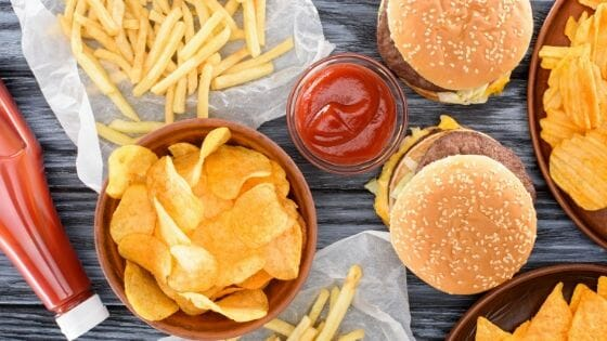 why you're not losing weight:Are you addicted to junk food?