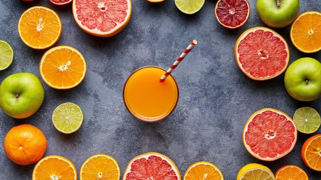 Best Foods For Hydration:Grapefruit