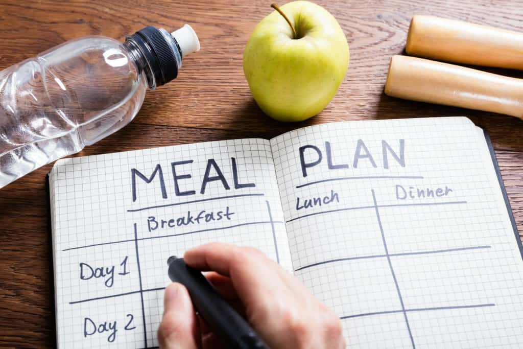 Lose Weight 2 Months Before Your Wedding:Don't skip meals