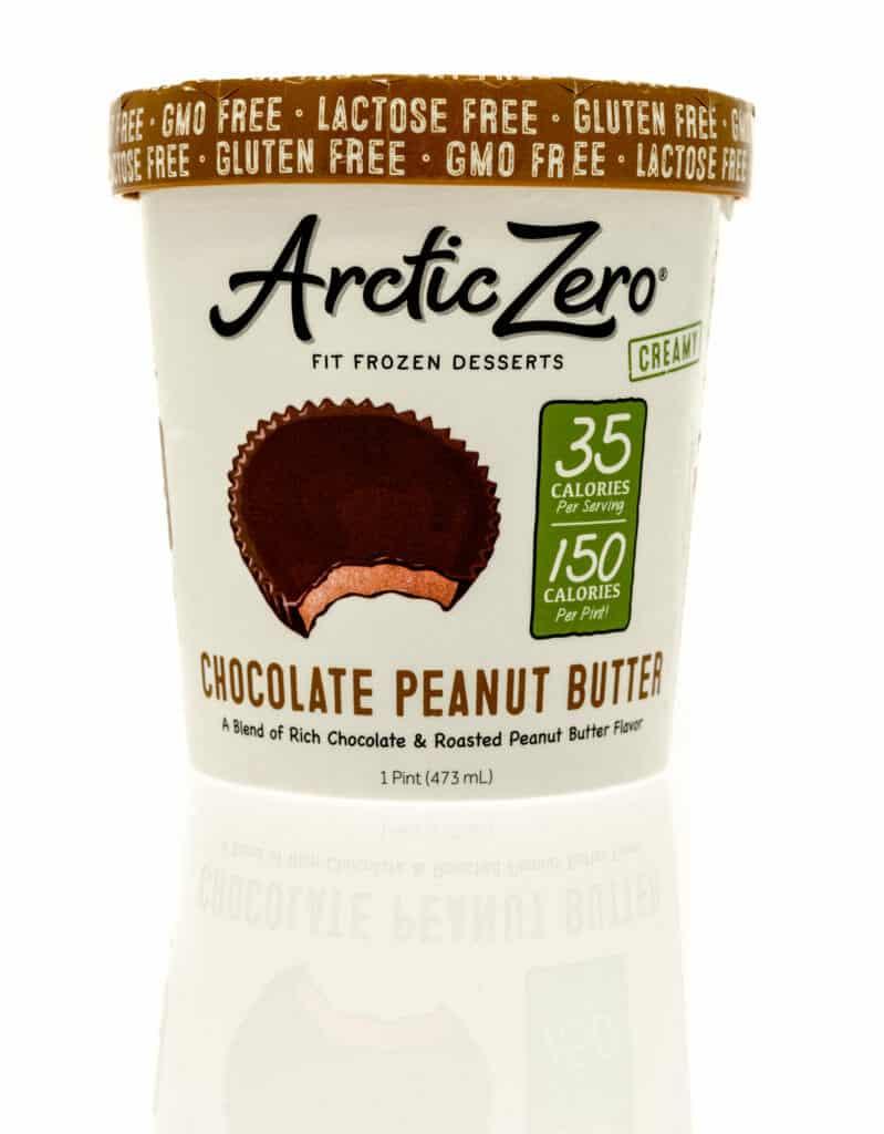 Healthy Ice Cream Brands:Arctic Zero