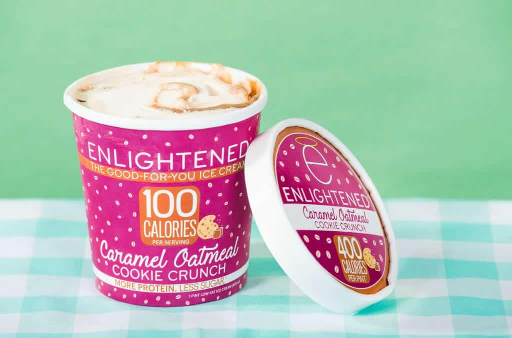 Healthy Ice Cream Brands:Enlightened