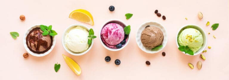 The Top 5 Healthy Ice Cream Brands For Tasty Desserts At Home