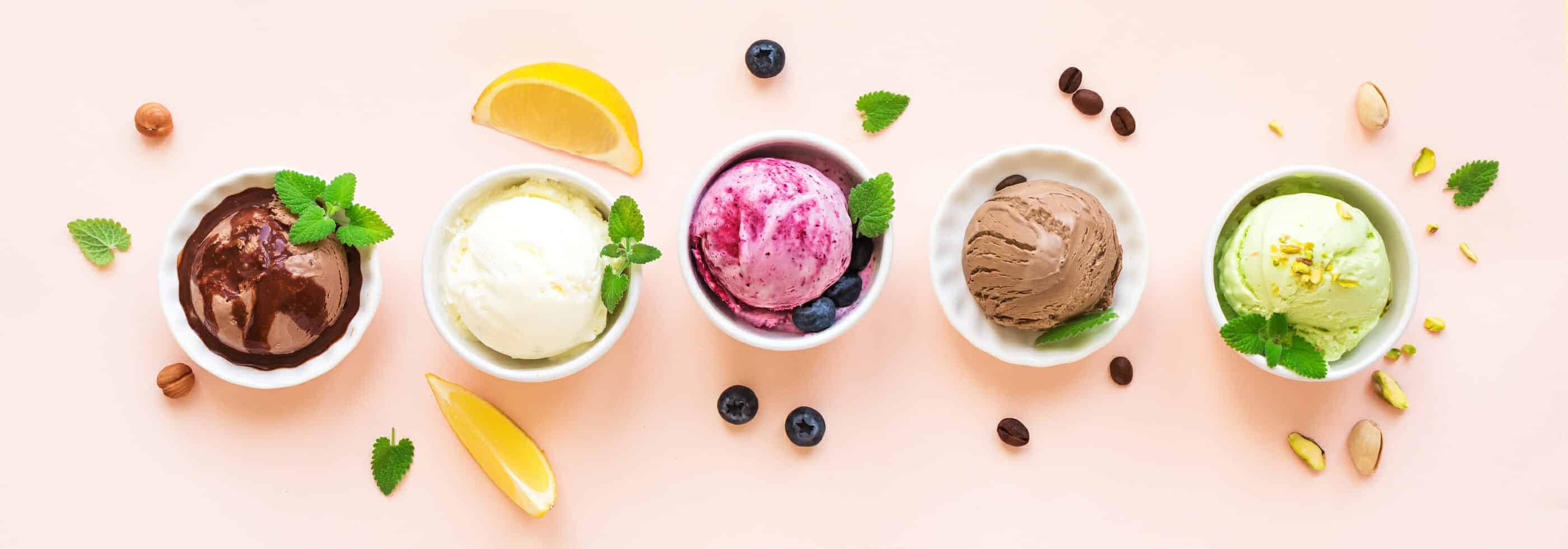 The Top 5 Healthy Ice Cream Brands For A Tasty Dessert At Home