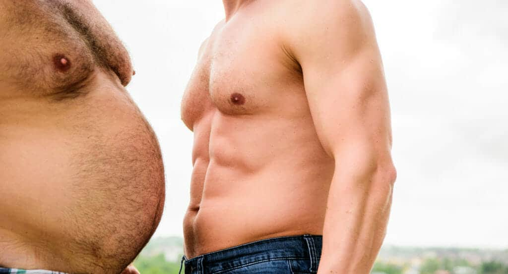How Long Does It Take To Get Abs?:Lower Your Body Fat