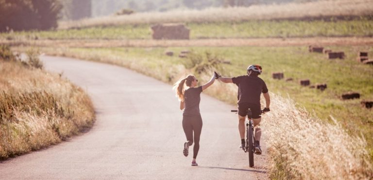 Cycling VS. Running-Which Is Best For Your Health?