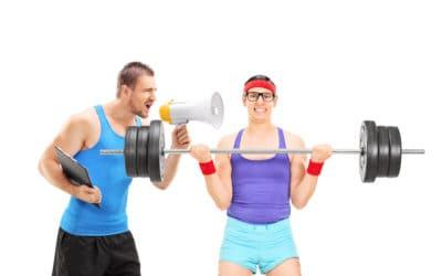 Bodybuilding tips for stubborn body parts.